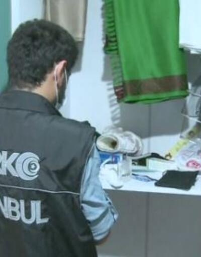 İstanbul'da uyuşturucu operasyonu | Video
