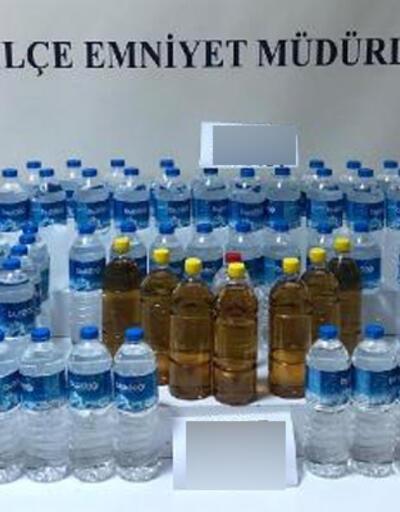 Beyoğlu ve Ümraniye'de sahte içki operasyonu