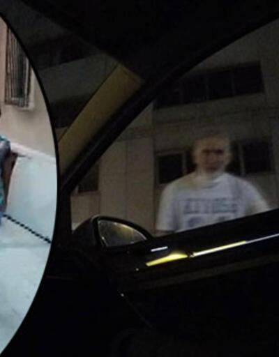 Böyle görüntülenmişti! 15 lira tarife uygulayan değnekçi yakalandı