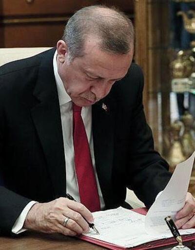 Son dakika... Atama kararları Resmi Gazete'de