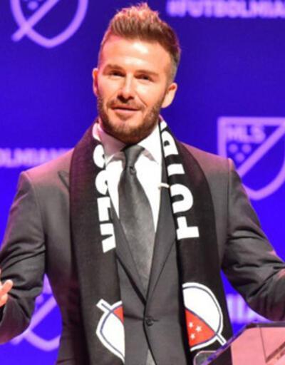 Fenerbahçe son dakika haberleri: Fenerbahçe'ye David Beckham şoku!