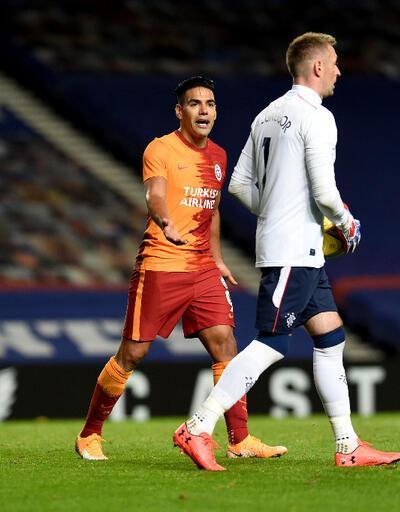 Galatasaray son dakika haberleri: Falcao'yla ayrılık hesapları!