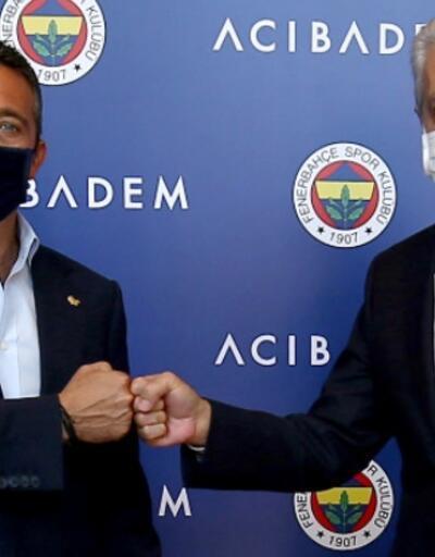 Ali Koç ile Mehmet Ali Aydınlar bir araya geldi