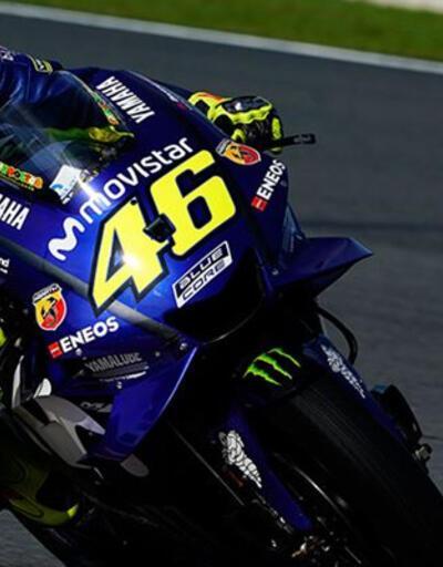 İtalyan motosikletçi Valentino Rossi koronavirüse yakalandı
