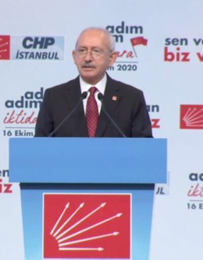 Kılıçdaroğlu erken seçim çağrısını yineledi | Video