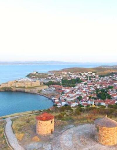Bozcaada, Avrupanın en güzel 10 adasından biri seçildi