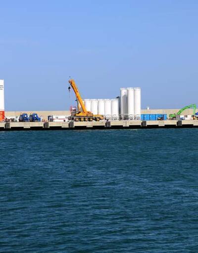 Filyos Limanı'nda doğal gaz açıklaması öncesi hareketlilik