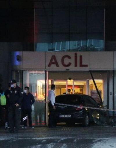 Hastanede akılalmaz kaza! | Video