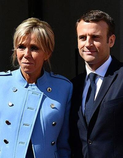 Macron'un eşi karantinaya girdi