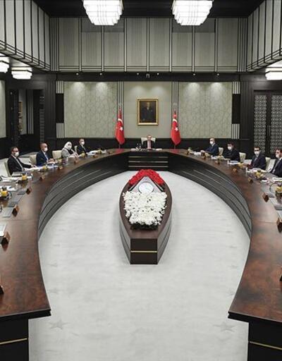 Son dakika... Cumhurbaşkanlığı Kabinesi toplanıyor... Masada kritik başlıklar var | Video