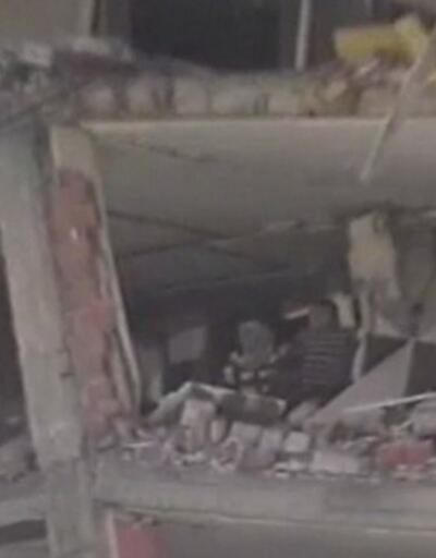 Van depreminin yıldönümünde yeni görüntüler ortaya çıktı   Video