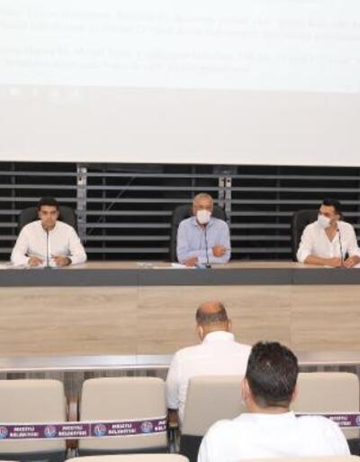 Mezitli'nin 2021 bütçesi 175 milyon