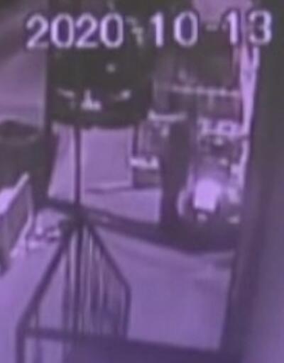 Motosiklet hırsızı yakalandı | Video