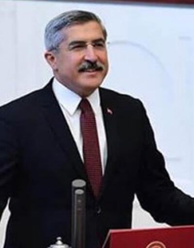 AK Partili Yayman koronaya yakalandı
