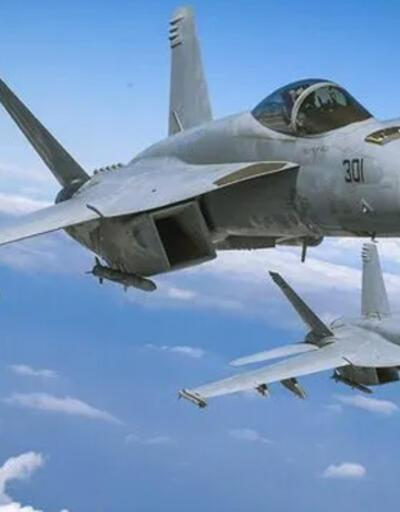 Son dakika haberi: ABD'de savaş uçağı düştü