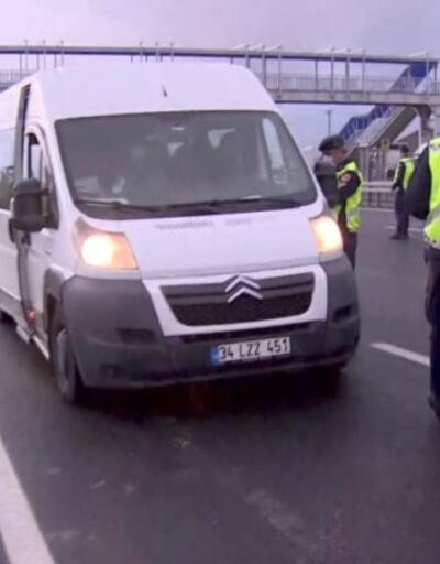 Jandarma'dan servis denetimi | Video