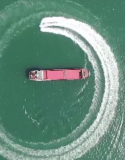 Brezilya'dan gelen gemide 220 kilo kokain ele geçirildi | Video