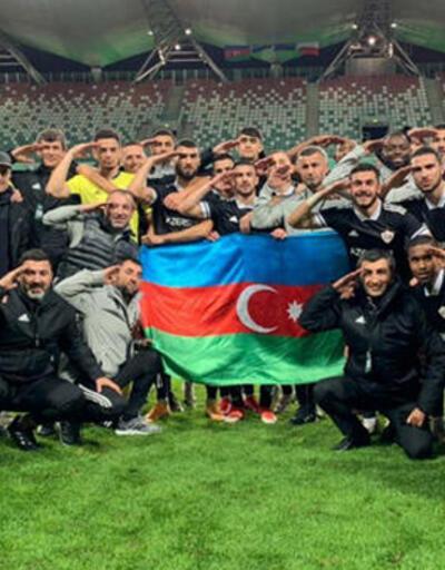 Karabağ Avrupa Ligi maçlarını Türkiye'de oynamak istiyor