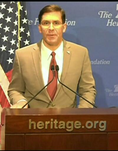 ABD: Müttefikler savunma harcamalarını artırmalı   Video