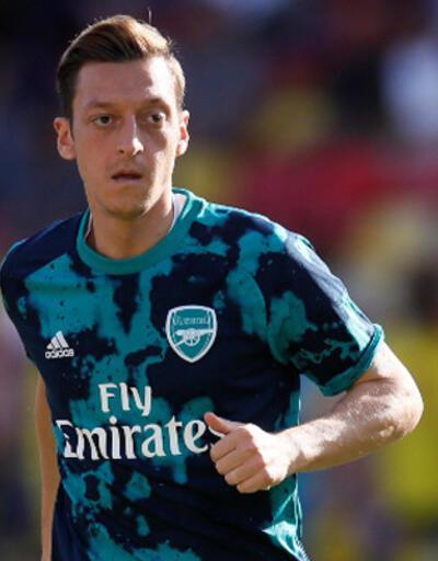 Mikel Arteta'dan Mesut Özil açıklaması
