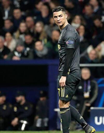 Cristiano Ronaldo'nun ikinci testi de pozitif çıktı