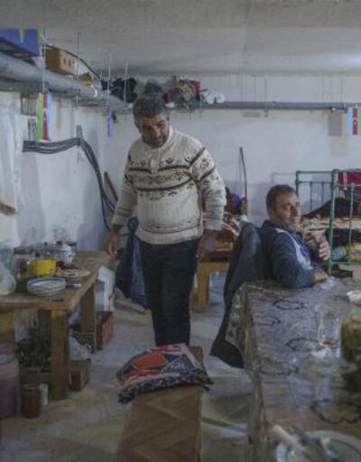 Terter'de halk günlerdir sığınaklarda yaşam mücadelesi veriyor