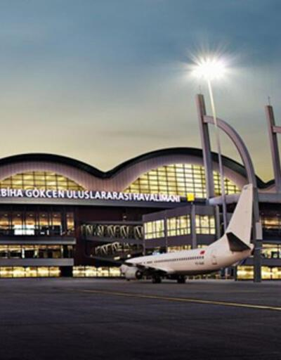 Sabiha Gökçen, Avrupa'nın en yoğun beşinci havalimanı