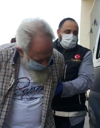70 yaşında uyuşturucu ticaretinden tutuklandı