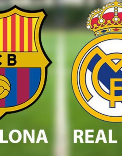 El Clasico Barcelona Real Madrid maçı hangi kanalda, ne zaman canlı izlenecek?