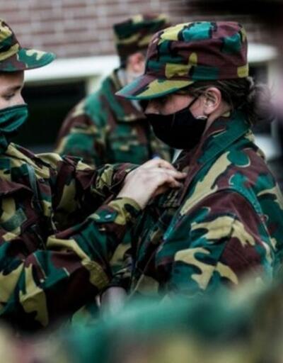 Belçika hükümeti koronavirüsle mücadele için orduyu göreve çağırdı