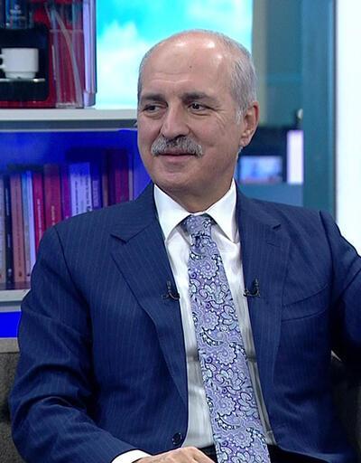 AK Parti Genel Başkanvekili Numan Kurtulmuş, sıcak gündemi Hafta Sonu'nda yorumladı