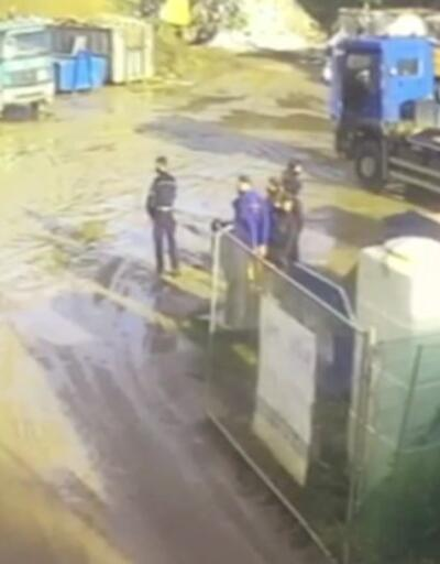 Alman Polisi'nden Türk işadamına şiddet | Video