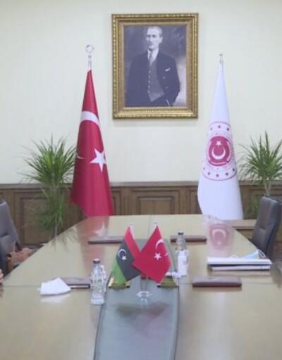 Namroush: Türkiye ile işbirliğine devam edeceğiz | Video