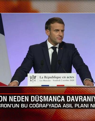 Macron neden düşmanca davranıyor? S-400 kimleri rahatsız ediyor? Ne Oluyor?'da tartışıldı