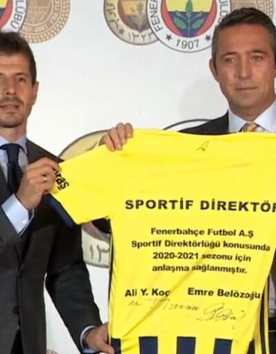 Emre Belözoğlu'nun görevi açıklandı