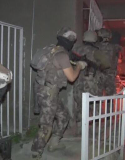 Son dakika haberi... İstanbul'da DHKP-C operasyonu | Video