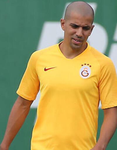 Galatasaray son dakika haberleri: Terim kaptanlık bandını Feghouli'ye veriyor