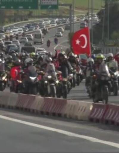 Son Dakika: İstanbul'da cumhuriyet heyecanı | Video