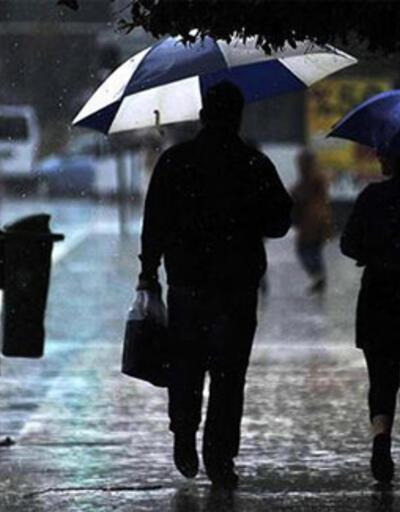 2 il için kuvvetli yağış uyarısı
