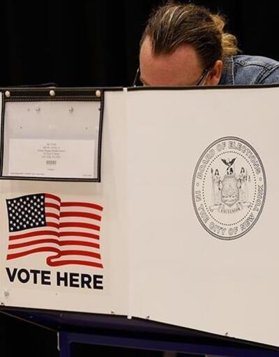 ABD'de en yüksek erken oy kullanma oranına ulaşıldı