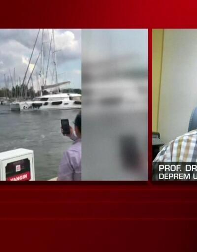 """Son Dakika... Prof. Dr. Şükrü Ersoy'dan dikkat çeken deprem analizi: """"Yaşanan olay tsunamidir"""""""