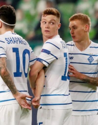 Dinamo Kiev'de 11 koronavirüs vakası