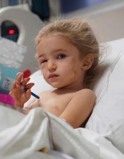 Son Dakika: Mucize bebek Elif'ten yeni görüntü | Video