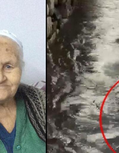 Hayatının şokunu yaşadı! Tsunamiyi çekerken babaannesini gördü