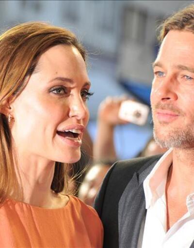 Brad PittileAngelina Joliecephesinde ilginç gelişme
