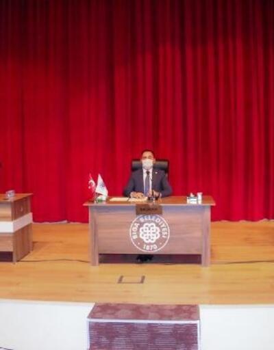 Biga Belediye Meclisi Kasım ayı olağan toplantısı yapıldı