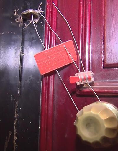 Ağır hasarlı Mutlu Apartmanı tehlike saçıyor | Video