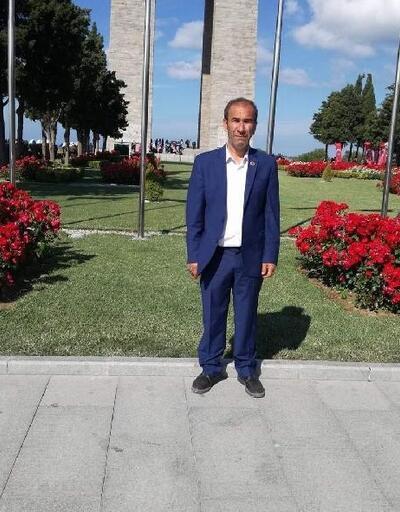 Harmancık'ta muhtar Öztürk, hayatını kaybetti