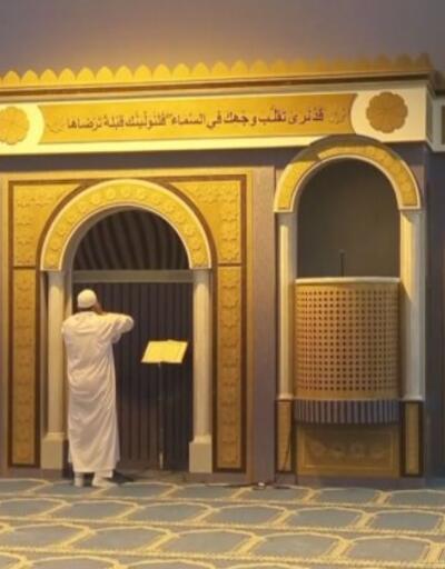 Atina Osmanlı'dan sonra ilk camisine kavuştu | Video