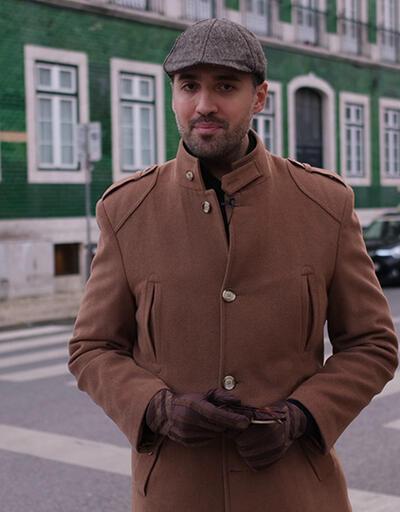 Arda Sayıner, Portekiz'in başkenti Lizbon'u gezdi